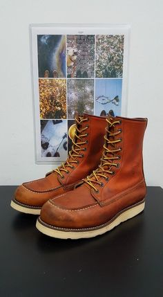 Red Wing 8877 1996