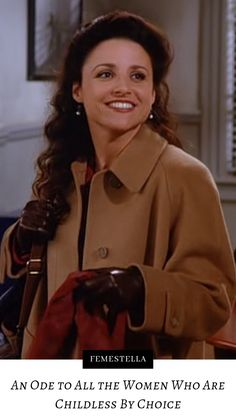 Cheers to All the TV Women Who Are Childless By Choice Seinfeld Elaine, Cher And Dionne, Seinfeld Quotes, Elaine Benes, Julia Louis Dreyfus, Felder, Golden Girls, Powerpuff Girls, My Girl