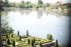 Palatul Mogosoaia..:) Amazing Gardens, All Over The World, Romania, River, Outdoor, Outdoors, Outdoor Games, The Great Outdoors, Rivers