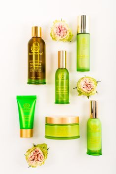 Hydrating Products from Tata Harper Skincare to get you through the winter.