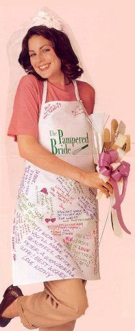 The Pampered Chef can help every bride supply her new kitchen with all the new products she needs by hosting a Pampered Chef Bridal Shower.