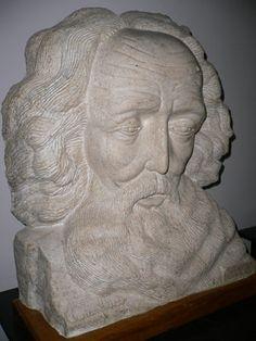 """""""Eterno Padre"""" realizzato in pietra di Guardialfiera di Giuseppe Gianfelice"""