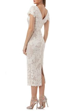 Courthouse Wedding Dress, Civil Wedding Dresses, Bride Dresses, Church Dresses, Mother Of Bride Outfits, Mother Of Groom Dresses, Mother Bride, Lace Midi Dress, Mesh Dress