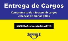 Entrega de Cargos SINPROFAZ