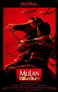 #Mulan was released in theaters 16 years ago today