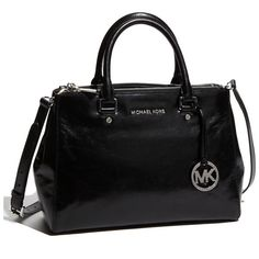 MICHAEL Michael Kors 'Bedford - Medium Dressy' Polished Leather Tote