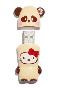 Mimoco 'MIMOBOT:registered: - Hello Kitty:tm: Panda' 8GB USB Flash Drive available at #Nordstrom