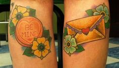 Butterfly and a Key to the Heart Tattoo By Bryony Alys #tattoo ...
