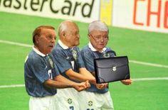 Brasil lidera ranking de propinas da FIFA