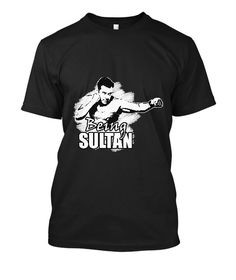 """Limited Edition """"Being SULTAN"""" T-Shirt."""