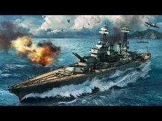 WORLD OF WARSHIPS GAMEPLAY ESPAÑOL