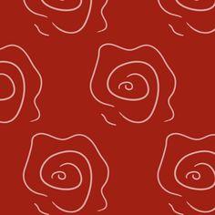 rose_pattern fabric by artsycanvasgirl on Spoonflower - custom fabric