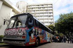 Ônibus Hacker no Fisl13