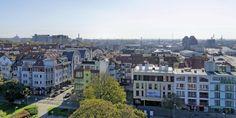 Dzielnica Portowa w Kołobrzegu. Photo by GB #kolobrzeg #architektura