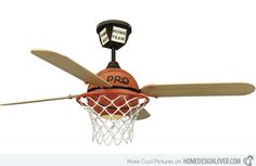 15 Children's Ceiling Fans with Playful Designs