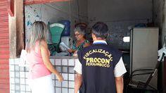 Taís Paranhos: Ação do Procon no Mercado Público dos Coelhos