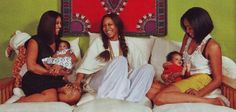 Erykah Badu: Preserving The Tradition Of Black Doulas & Midwives