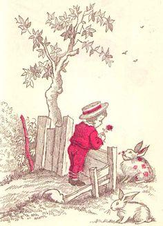Maurice Sendak's Rare Velveteen Rabbit Illustrations circa 1960   Brain Pickings