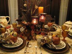 thanksgiv tabl, autumn celebr, celebr tabl, thanksgiv decor, thanksgiving table, thanksgiv dinner, holiday dinner, dinner tables, tablescap