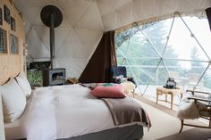 Iglo, this is glamping