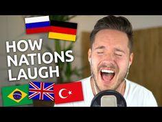 How Nations Laugh - Vivir en Alemania