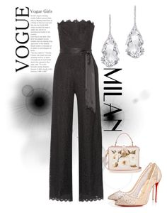 """Untitled #3"" by tantyys on Polyvore featuring Rachel Zoe, Plukka and Dolce&Gabbana"