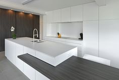Keukens Maarten Smeets Modern Volkern Greeploos Minimalistisch Interieur design Different colours & materials