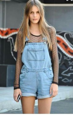 04ace06a385c8 Chic Pockets Skirt Straps Overall 15  at tidebuy.com Dungaree Shorts