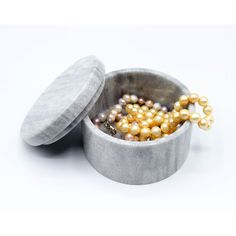 Multi-purpose marble bowl