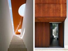 Casa Corten Brazil by Marcio Kogan