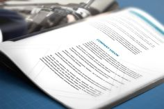 Mec-Staff on Behance by Endea #magazine #inspiration #brochure #cataloghi