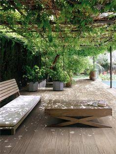 Les plus belles terrasses de Pinterest - Ombre