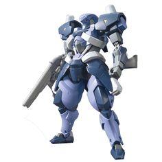 Bandai Gundam HG Orphans Hyakuren Hobby Model Kit Figure - Radar Toys
