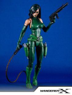 Viper - Madame Hydra (Marvel Legends) Custom Action Figure