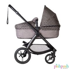 The newly redesigned Cosmopolitan Luxury Geo 2016 is now in stock. With modernistic styling and renewed functionality, cosmopolitan luxury cleverly blurs the line between fashion and the parenting world. Includes bassinet!  http://www.pishposhbaby.com/mountain-buggy-cosmopolitan-luxury-geo.html