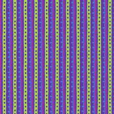 Neon Jenny Stripe fabric by siya on Spoonflower - custom fabric