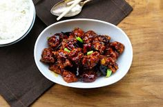 Seasaltwithfood: General Tso's Chicken