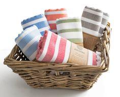 Extra Thick Turkish Bath Towel Peshtemal 100% Cotton by Orientina