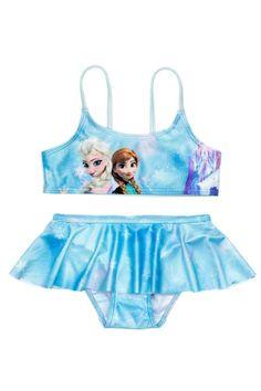Patterned bikini   H&M