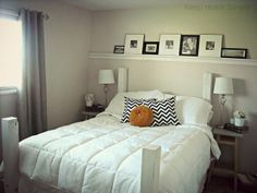 Keep Home Simple: Redecorating Our Masterbedroom on a Small Budget