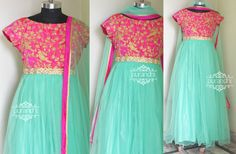 For inquiries contact us at purandhistore@gmail.com What's app : 9063534017 Anarkali Dress, Anarkali Suits, Lehenga, Indian Designer Outfits, Indian Outfits, Simple Anarkali, Gown Skirt, Prom Dresses, Formal Dresses