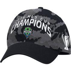 ad463fea3a2 Seattle Sounders Winners Cap - WorldSoccershop.com Black Adidas