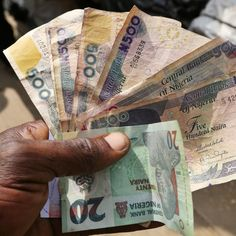 The end is naira: Nigeria's currency