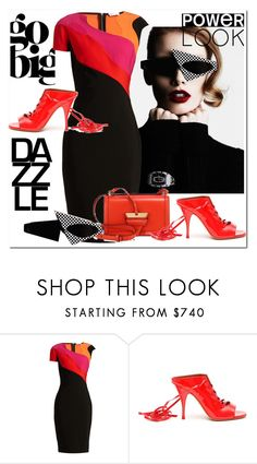"""""""Power Look: Be Dazzling"""" by vittorio-1 ❤ liked on Polyvore featuring Thierry Mugler, Givenchy, fashionset, polyvoreeditorial, polyvorestyle, polyvorefashion and polyvoreset"""