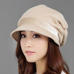Womens beret hat for winte wear fascinator hats