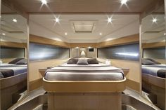Internal view Riva Yacht - 68' Ego Super  #yacht #luxury #ferretti #riva