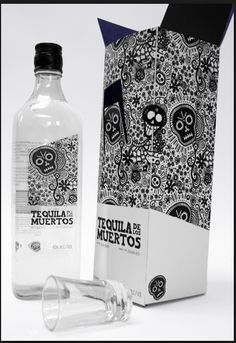 The name says it all on this great #bottle and #box #packaging PD