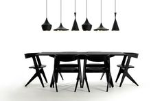 Shop our best value Tom Dixon on AliExpress. Check out more Tom Dixon items in Lights & Lighting, Pendant Lights, Floor Lamps! And don't miss out on limited deals on Tom Dixon! Rectangle Dining Table, Slab Table, Transitional Living Rooms, Transitional Decor, Tom Dixon Beat, Tom Dixon Lighting, Black Pendant Light, Pendant Lights, Pendant Lamps