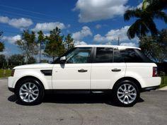 2010 Land Rover Range Rover Sport #landrover #landroverpalmbeach http://www.landroverpalmbeach.com/