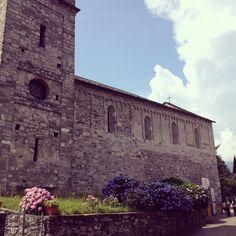 Abbazia di Piona nel Colico, Lombardia